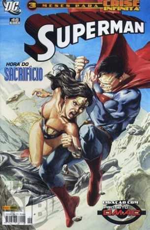 Superman [Panini - 1ª série] nº 046 set/2006