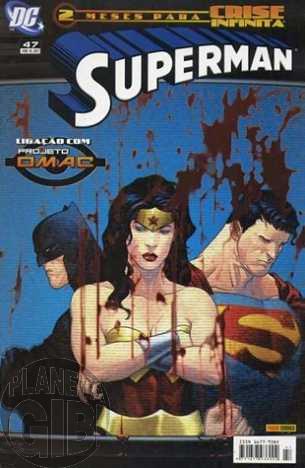 Superman [Panini - 1ª série] nº 047 out/2006