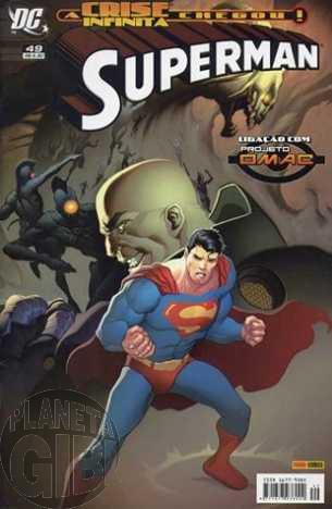 Superman [Panini - 1ª série] nº 049 dez/2006
