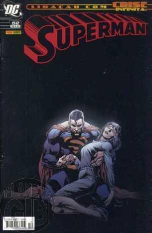 Superman [Panini - 1ª série] nº 052 mar/2007