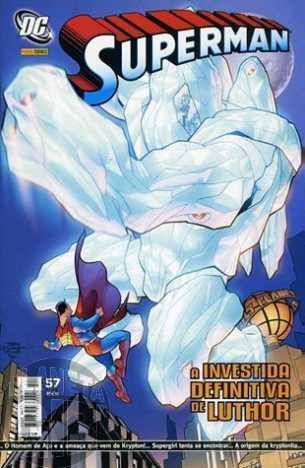 Superman [Panini - 1ª série] nº 057 ago/2007