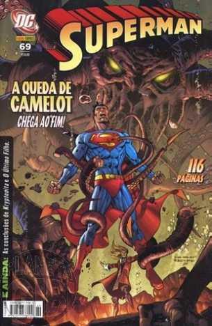 Superman [Panini - 1ª série] nº 069 ago/2008