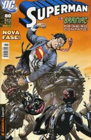 Superman [Panini - 1ª série] nº 080 jul/2009