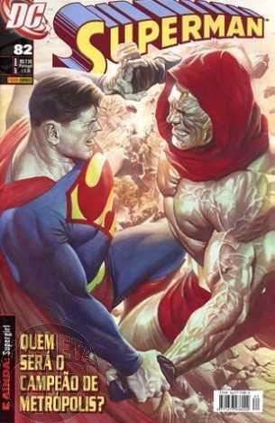 Superman [Panini - 1ª série] nº 082 set/2009