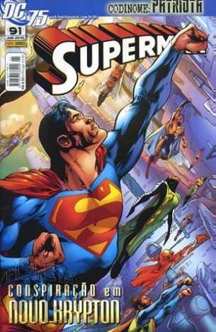 Superman [Panini - 1ª série] nº 091 jun/2010