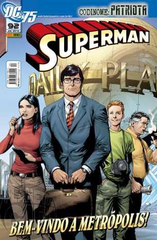Superman [Panini - 1ª série] nº 092 jul/2010