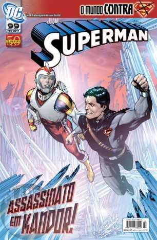 Superman [Panini - 1ª série] nº 099 fev/2011