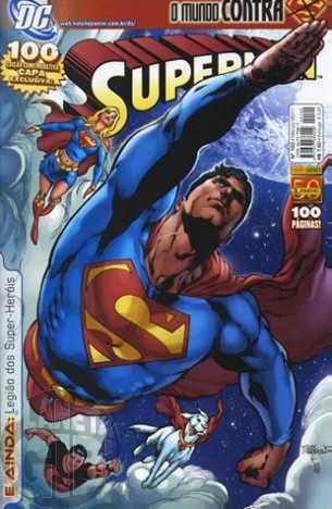 Superman [Panini - 1ª série] nº 100 mar/2011