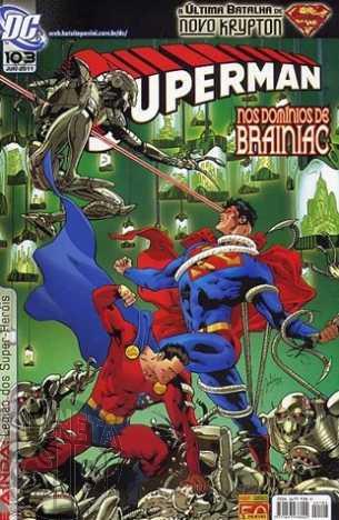 Superman [Panini - 1ª série] nº 103 jun/2011