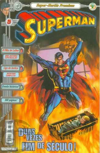 Superman [Abril - Super-Heróis Premium] nº 005 dez/2000