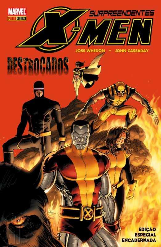 Surpreendentes X-Men Edição Especial Encadernada [Panini - 1ª série] nº 002 fev/2011 - Destroçados