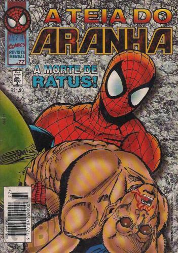 Teia do Aranha [Abril - 1ª série] nº 077 mar/1996