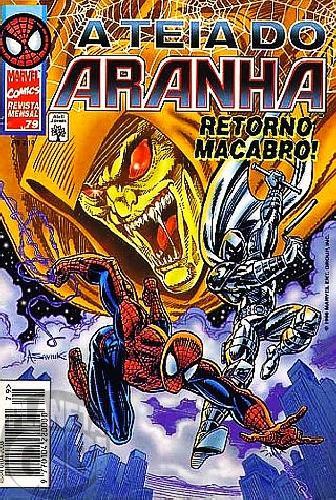 Teia do Aranha [Abril - 1ª série] nº 079 mai/1996