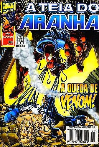 Teia do Aranha [Abril - 1ª série] nº 090 abr/1997
