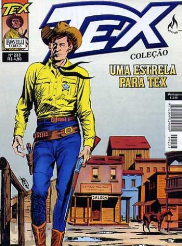 Tex Coleção nº 233 jun/06
