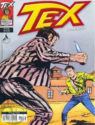 Tex Coleção nº 276 jan/10 - Missão Suicida