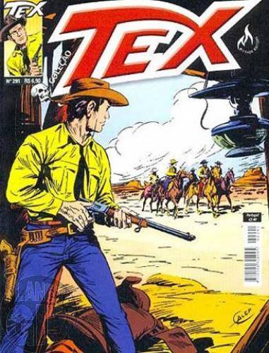 Tex Coleção nº 291 abr/11