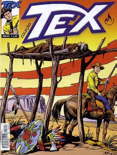 Tex Coleção nº 297 out/11 - Caminho Sem Volta