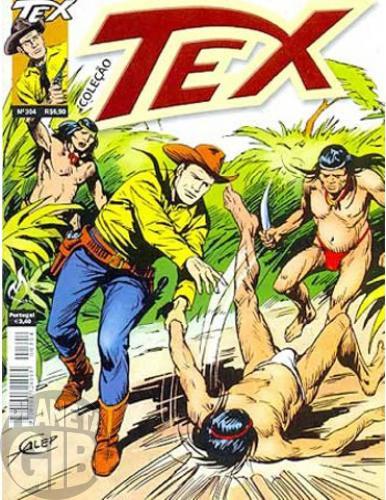 Tex Coleção nº 304 mar/12