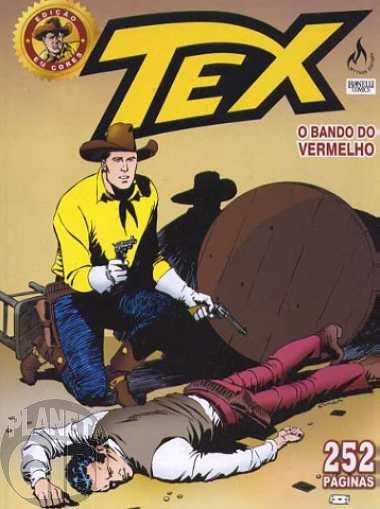Tex Edição em Cores nº 003 mar/2010 - O Bando do Vermelho