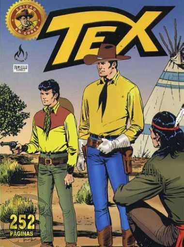 Tex Edição em Cores nº 008 mar/2011 - O Filho de Tex Até 20/08/2019