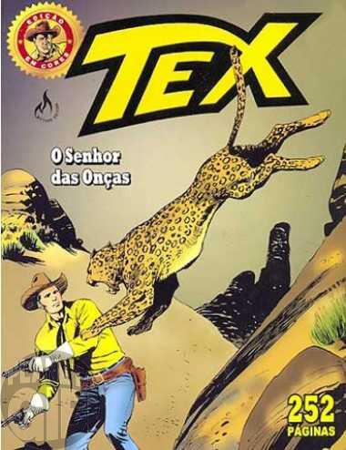 Tex Edição em Cores nº 010 set/2011 - O Senhor das Onças