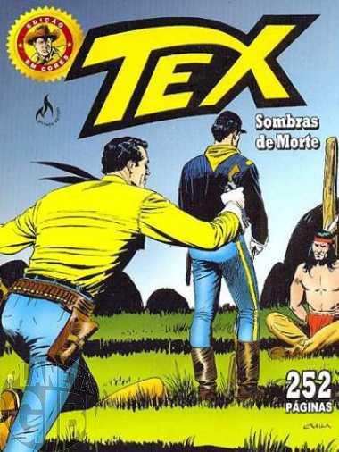 Tex Edição em Cores 012 nov/2011 - Sombras de Morte