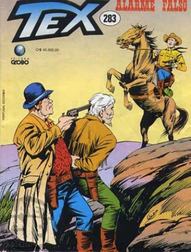 Tex nº 283 mai/93 - Alarme Falso