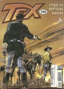 Tex nº 398 dez/2002 - Ataque na Montanha Sagrada