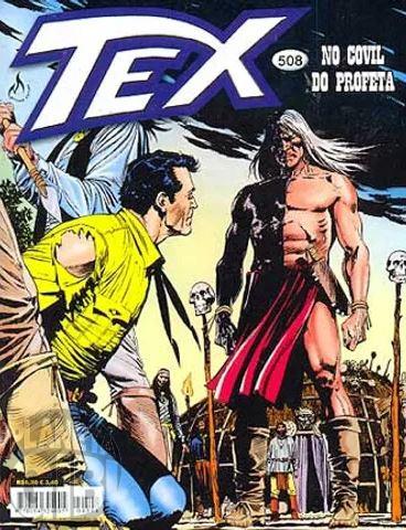 Tex nº 508 fev/12 - No Covil do Profeta