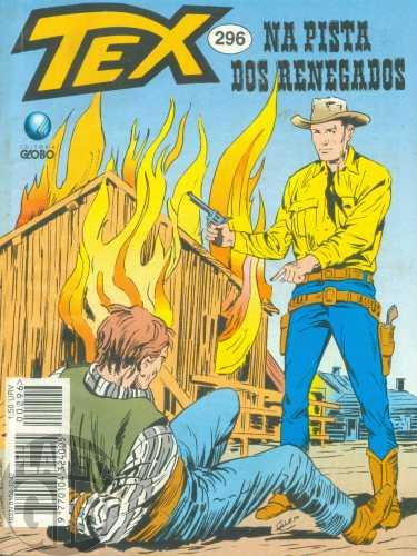 Tex nº 296 jun/1994 - Na Pista dos Renegados