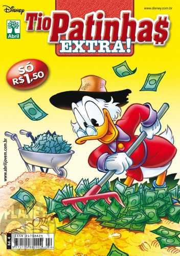 Tio Patinhas Extra! nº 004 ago/2010