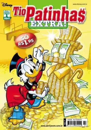 Tio Patinhas Extra! nº 007 fev/2012