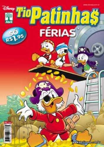 Tio Patinhas Férias nº 006 jul/2011