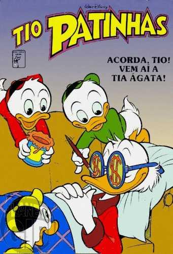 Tio Patinhas nº 290 jul/1989