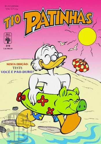 Tio Patinhas nº 319 dez/1991