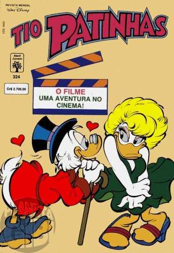 Tio Patinhas nº 324 mai/1992