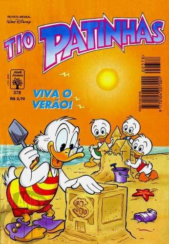 Tio Patinhas nº 378 jan/1997