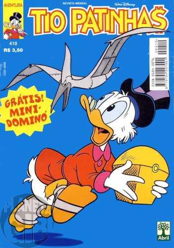 Tio Patinhas nº 410 set/1999