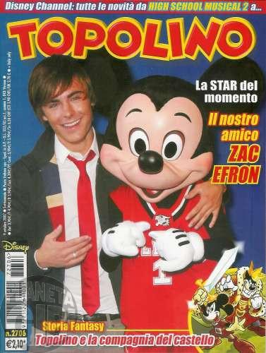 Topolino nº 2706 out/2007