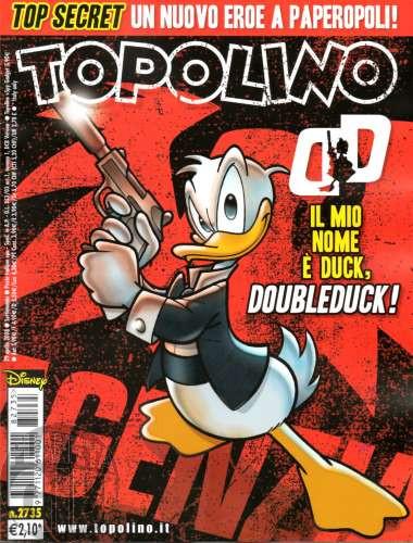 Topolino nº 2735 abr/2008 - DoubleDuck