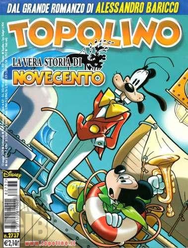 Topolino nº 2737 mai/2008 - DoubleDuck