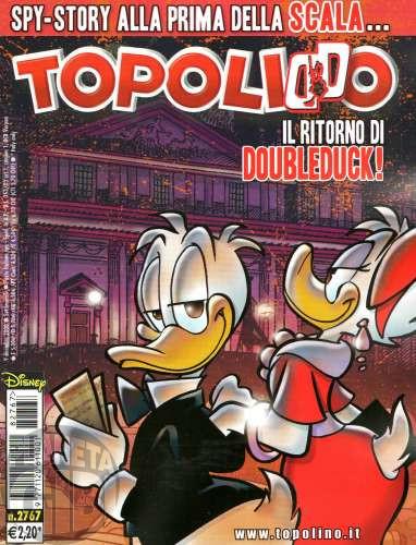 Topolino nº 2767 dez/2008 - DoubleDuck