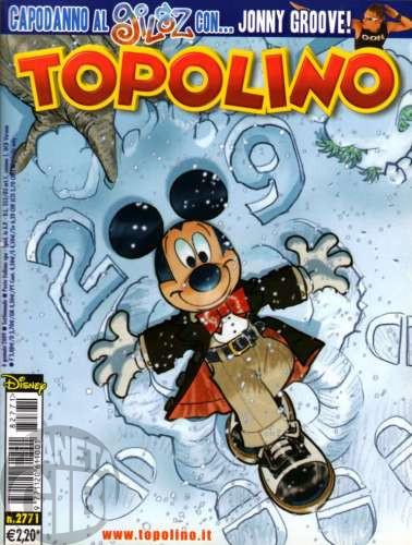 Topolino nº 2771 jan/2009 - Paperinik