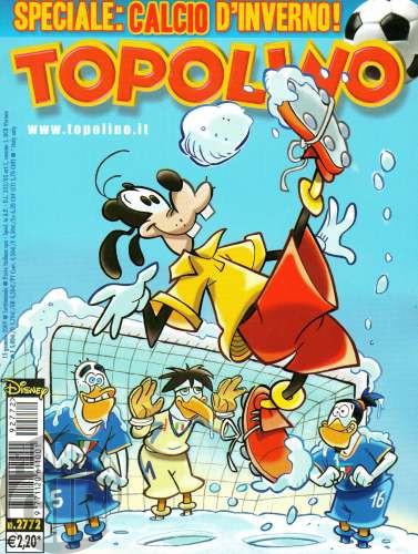 Topolino nº 2772 jan/2009