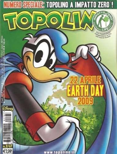 Topolino nº 2787 abr/2009 - Paperinik