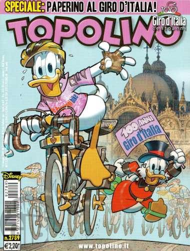 Topolino nº 2789 mai/2009 - Paperinik