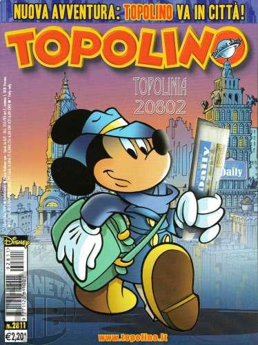 Topolino nº 2811 out/2009 - Topolinia 20802 - Casty
