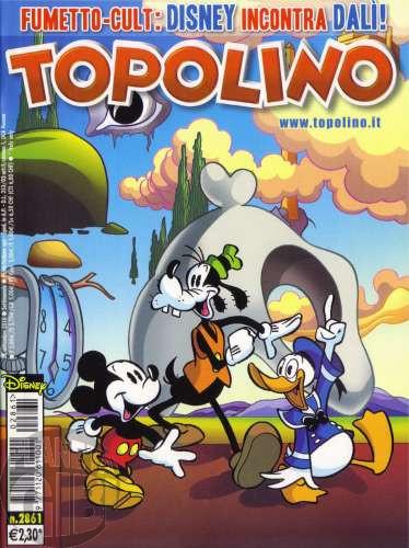 Topolino nº 2861 set/2010