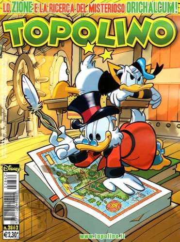 Topolino nº 2862 out/2010